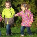 Яркие ветровки для наших деток