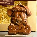 Время шоколада. Сладкие презенты к Новому году.