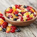Сушёные ягоды = витамины весной.