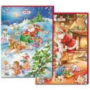 Новогодние шоколадные календари и другие сладости к Новому году 2020.