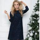 Очаровательные платья и блузки до 56 размера.Коллекция новый год 2021 №98