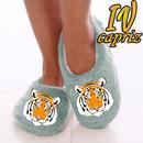 Пусть уютно будет ножкам в тапочках от Iv Capriz!