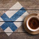 Финский кофе и каппучино.