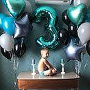 Воздушные шары - счастье для каждого праздника!