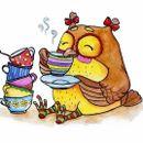 Сделайте разгрузочный день—не грузите себя! Лучше выпейте чаю с вкусняшками!