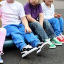 Обувь для уроков физкультуры и активного отдыха по низким ценам до 44 размера!