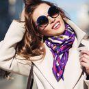 Мода в деталях:палантины,платки и аксесуары-3